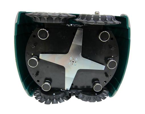 Robot pentru tuns gazonul Ambrogio L60 DeLuxe