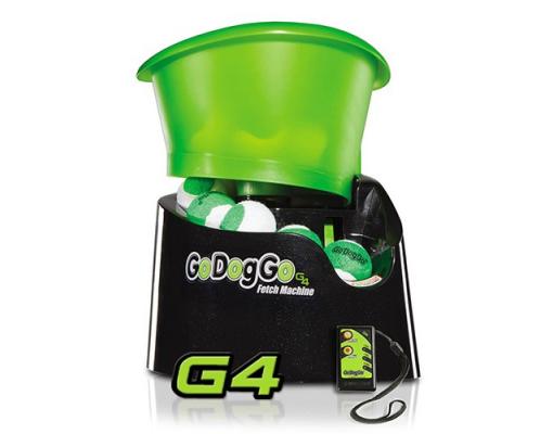 Lansator automat de mingi GoDogGo G4