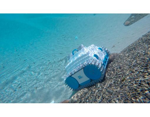 Robot pentru curatarea piscinei NEMH2O