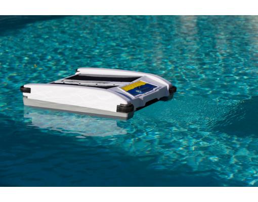 Robot pentru curatarea piscinei SOLAR-BREEZE