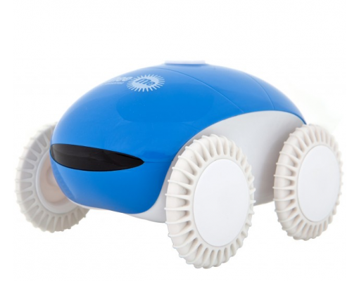 Robotel pentru masaj WheeMe albastru
