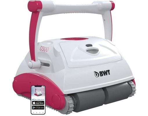 Robot pentru curatarea piscinei BWT D300