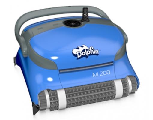 Robot pentru curatarea piscinei Maytronics Dolphin Supreme M200
