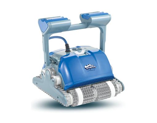 Robot pentru curatarea piscinei Maytronics Dolphin Supreme M400