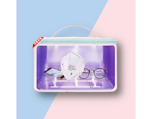 Sterilizator UV P26 de tip geanta pentru lenjerie si hainele copilului Omoara 99.9% Bacterii, Germeni, Virusuri