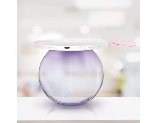 Sterilizator UV S8 pentru Sticlele si recipientele Bebelusului distruge 99,9% bacterii, germeni, virusuri